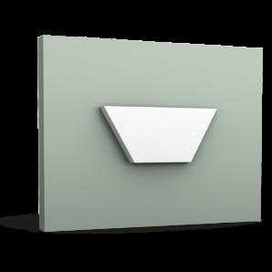 Декоративная 3D панель Orac Decor W101 Trapezium фото