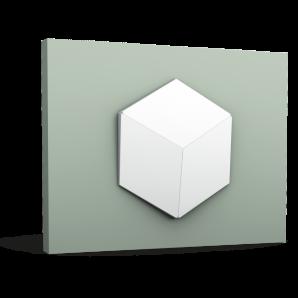 Декоративная 3D панель Orac Decor W105 Rombus фото