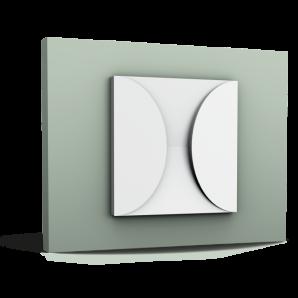 Декоративная 3D панель Orac Decor W107 Circle фото