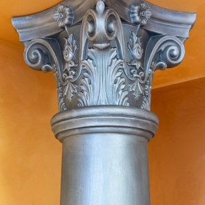 Колонны из полиуретана фото (1)