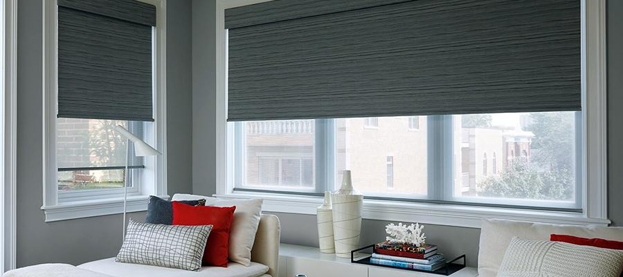 Подойдут ли рулонные шторы для спальной комнаты фото