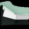 Многофункциональный профиль Orac Decor SX179F DIAGONAL фото (1)