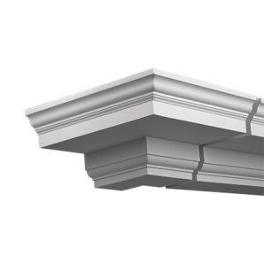 Внешний угол фасадного карниза Европласт 4.31.111 фото