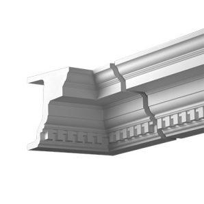 Внутренний угол фасадного карниза Европласт 4.32.321 фото