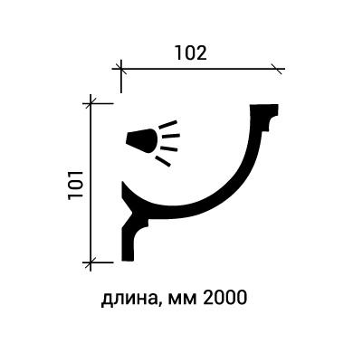 Многофункциональный профиль Европласт 1.50.261 фото (3)