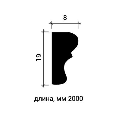 Молдинг для стены Европласт 1.51.321 фото (3)