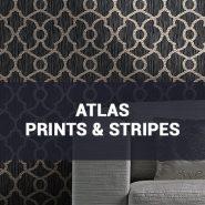 Обои Atlas Prints & Stripes каталог