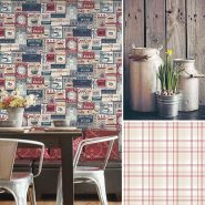 Обои Galerie Kitchen Recipes фото 6