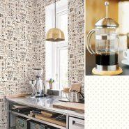 Обои Galerie Kitchen Recipes фото 22