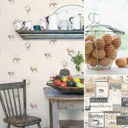 Обои Galerie Kitchen Recipes фото 4