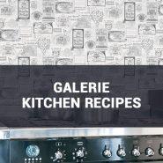 Обои Galerie Kitchen Recipes фото