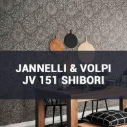 Обои Jannelli & Volpi Jv 151 Shibori каталог