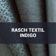 Обои Rasch Textil Indigo фото