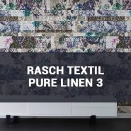 Обои Rasch Textil Pure Linen 3 фото