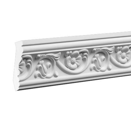 Потолочный плинтус Европласт 1.50.181 фото (1)