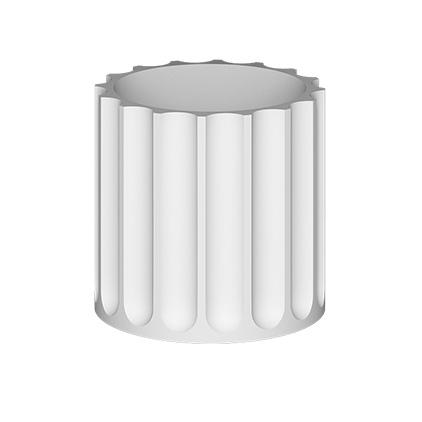 Сегмент колонны нижний Европласт 4.12.005 фото