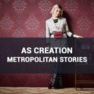 Обои AS Creation Metropolitan Stories фото