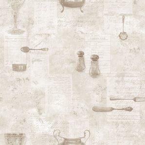 Обои Galerie Kitchen Recipes G12291 фото
