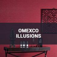 Обои Omexco Illusions фото