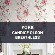 Обои York Candice Olson Breathless фото