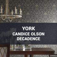 Обои York Candice Olson Decadence фото
