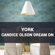 Обои York Candice Olson Dream On фото