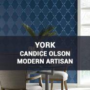 Обои York Candice Olson Modern Artisan фото