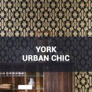 Обои York Urban Chic фото
