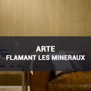 Обои Arte Flamant Les Mineraux каталог