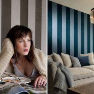 Обои Arte Flamant Les Rayures - Stripes фото 2