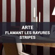 Обои Arte Flamant Les Rayures - Stripes каталог