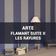 Обои Arte Flamant Suite II - Les Rayures каталог