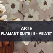 Обои Arte Flamant Suite III - Velvet каталог