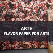Обои Arte Flavor Paper for Arte каталог