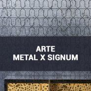 Обои Arte Metal X Signum каталог