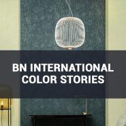 Обои BN International Color Stories каталог