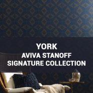 Обои York Aviva Stanoff Signature Collection фото