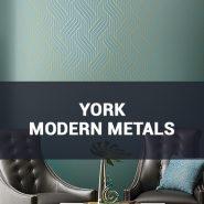 Обои York Modern Metals фото