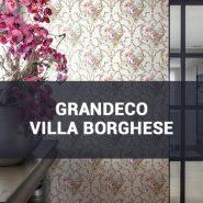 Обои Grandeco Villa Borghese фото