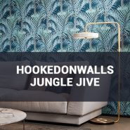 Обои HookedOnWalls Jungle Jive фото