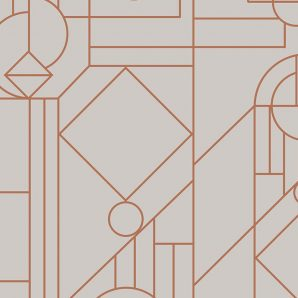 Обои HookedOnWalls Tinted Tiles 29012 фото
