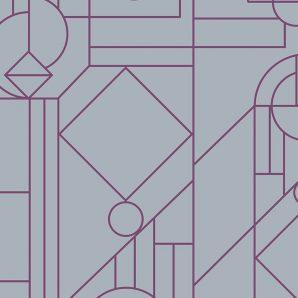 Обои HookedOnWalls Tinted Tiles 29014 фото