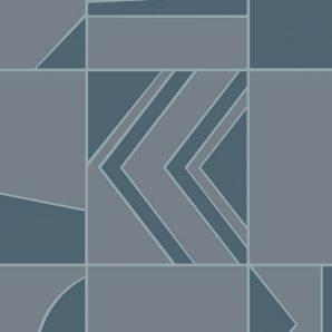 Обои HookedOnWalls Tinted Tiles 29040 фото