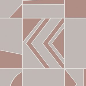 Обои HookedOnWalls Tinted Tiles 29041 фото