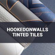 Обои HookedOnWalls Tinted Tiles фото
