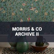 Обои Morris & Co Archive II каталог