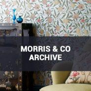 Обои Morris & Co Archive каталог