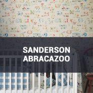 Обои Sanderson Abracazoo фото