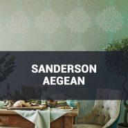 Обои Sanderson Aegean фото