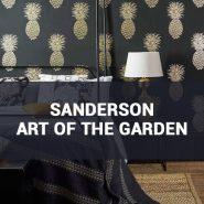 Обои Sanderson Art of the Garden фото